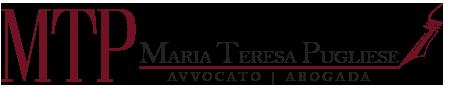 Avvocato | Abogada - Maria Teresa Pugliese